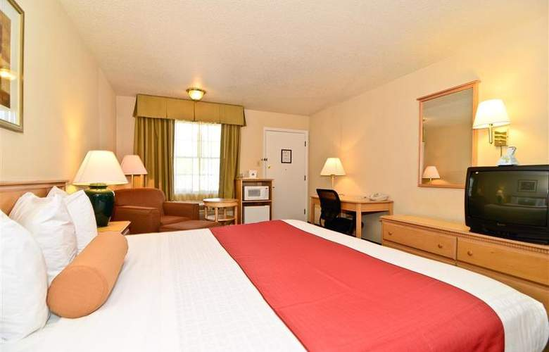 Best Western Horizon Inn - Room - 81
