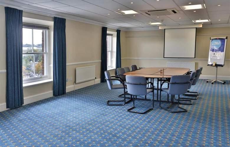 Best Western Stoke-On-Trent Moat House - Room - 63