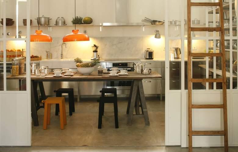 Casa Das Janelas Com Vista - Meals - 3