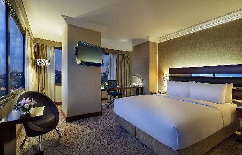 Hilton ParkSA Istanbul - Room - 17