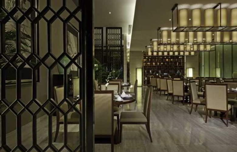 The Westin Fuzhou Minjiang - Restaurant - 3