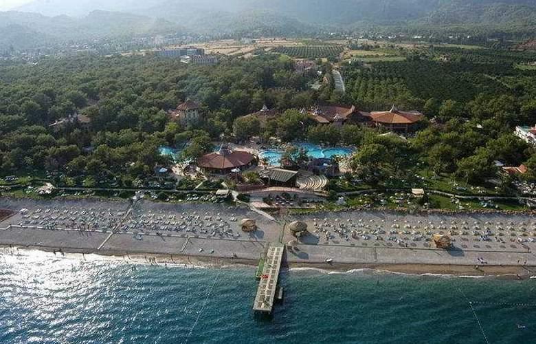 Marti Resort Hotel - Hotel - 0