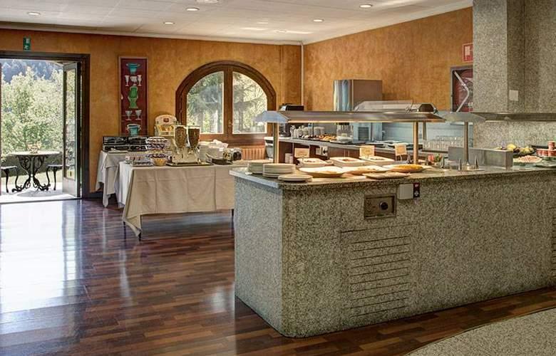 Abba Xalet Suites - Restaurant - 5