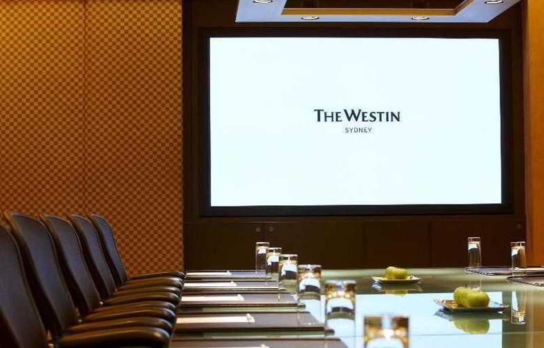 The Westin Sydney - Hotel - 8