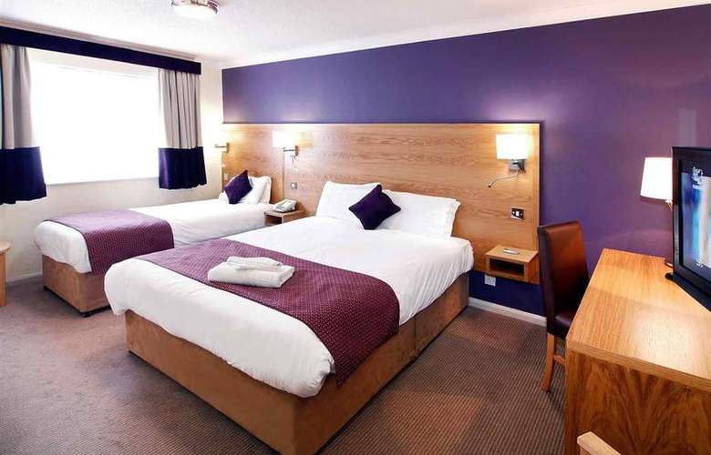 Mercure Chester North Woodhey House Hotel - Room - 29