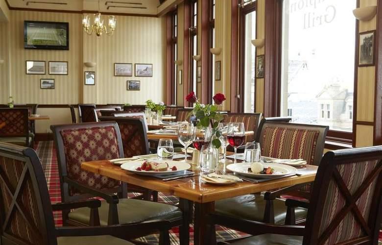 Best Western Scores - Restaurant - 121