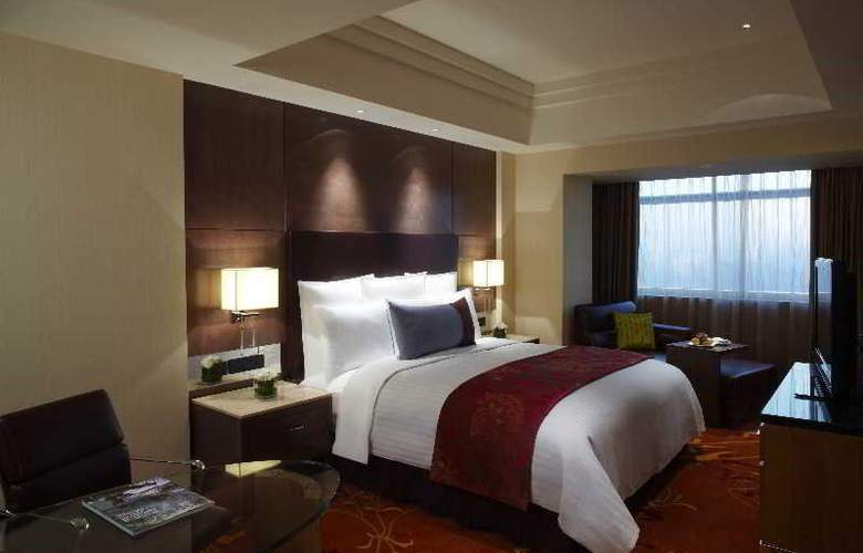 Suzhou Marriott Hotel - Room - 5
