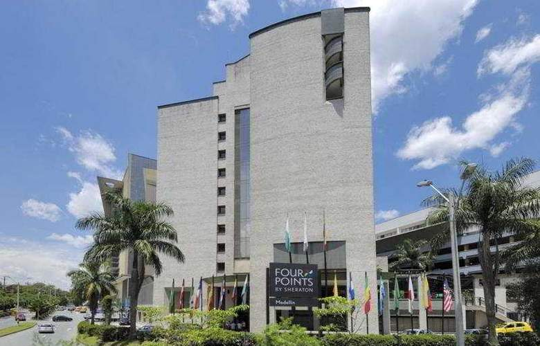 Four Points By Sheraton Medellin - Hotel - 0