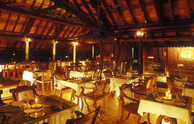 Kumarakom Lake Resort - Restaurant - 9