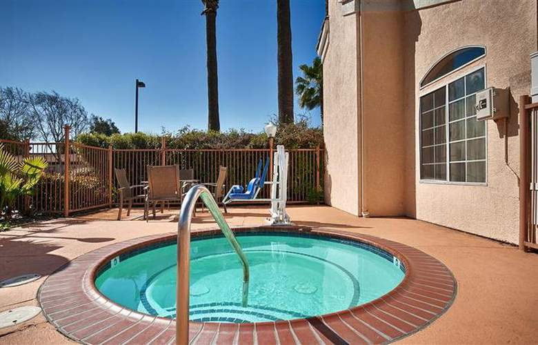 Best Western Palm Court Inn  - Pool - 33