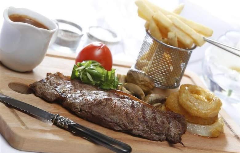Best Western Strathaven Hotel - Restaurant - 64