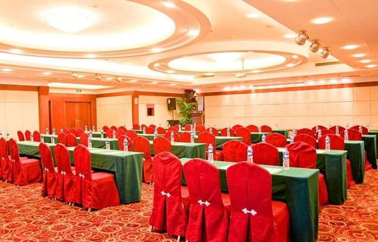 Best Western Fuzhou Fortune Hotel - Conference - 38