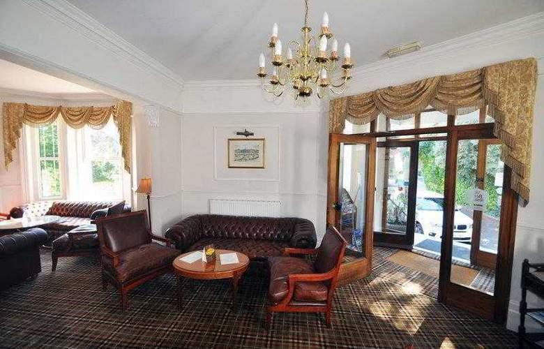 Best Western Montague Hotel - Hotel - 33