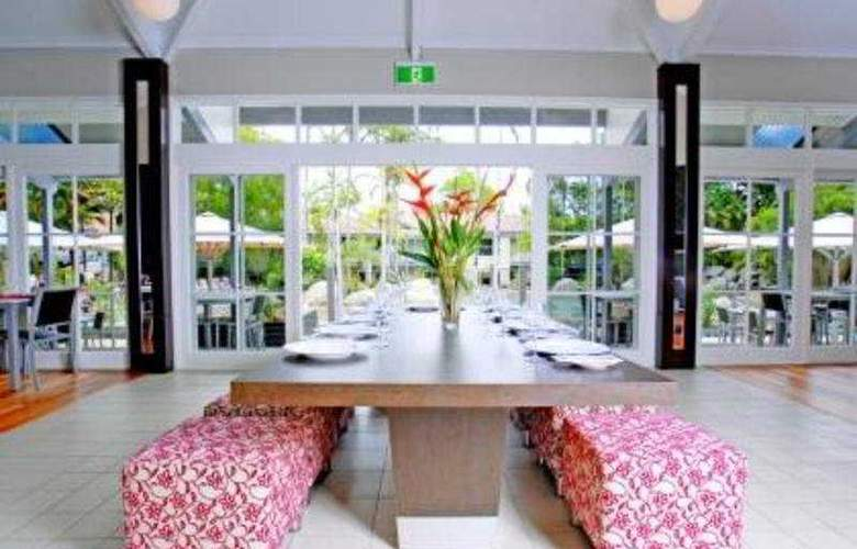 Rendezvous Reef Resort - Restaurant - 4