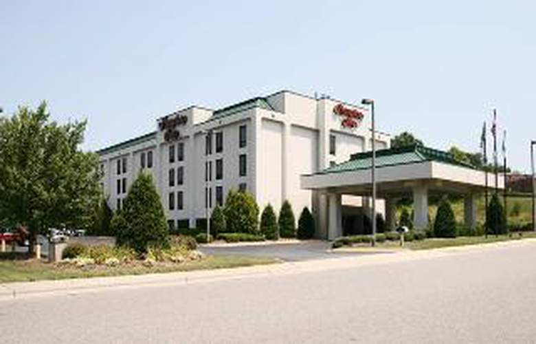 Hampton Inn Morganton - Hotel - 0