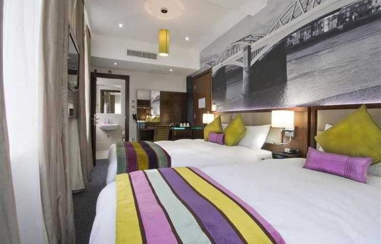 Best Western Plus Seraphine Hotel Hammersmith - Hotel - 52