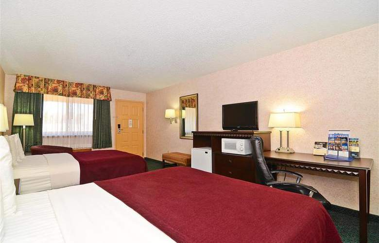 Best Western Sunland Park Inn - Room - 107
