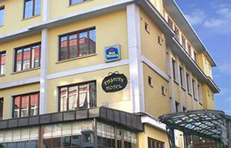 Bakirkoy Tashan Business & Airport Hotel - Hotel - 0