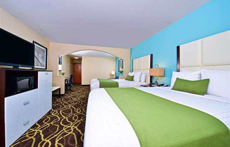 Best Western Bradbury Suites - Room - 96