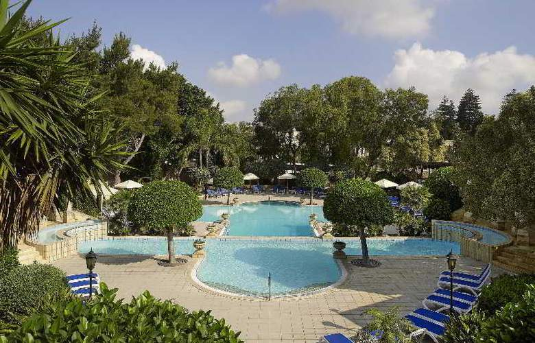 Corinthia Palace Hotel & Spa - Pool - 11