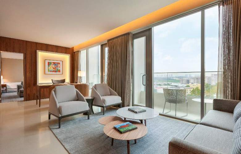 Hilton Barra Rio de Janeiro - Room - 14