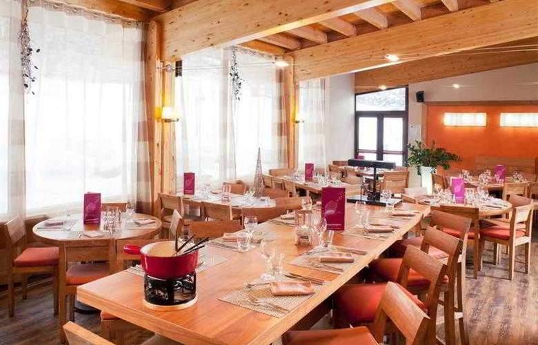 Mercure Chamonix les Bossons - Restaurant - 72