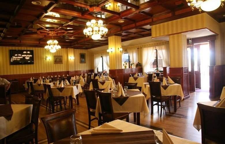 Hotel Coandi - Restaurant - 4