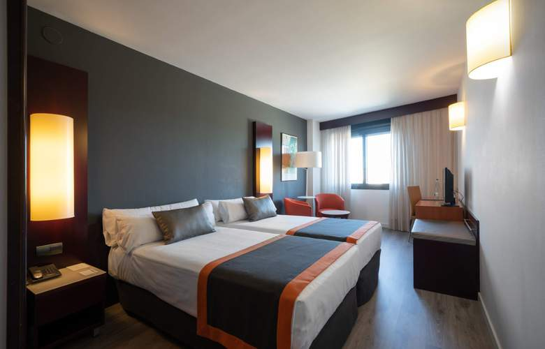 Catalonia Sabadell - Room - 2