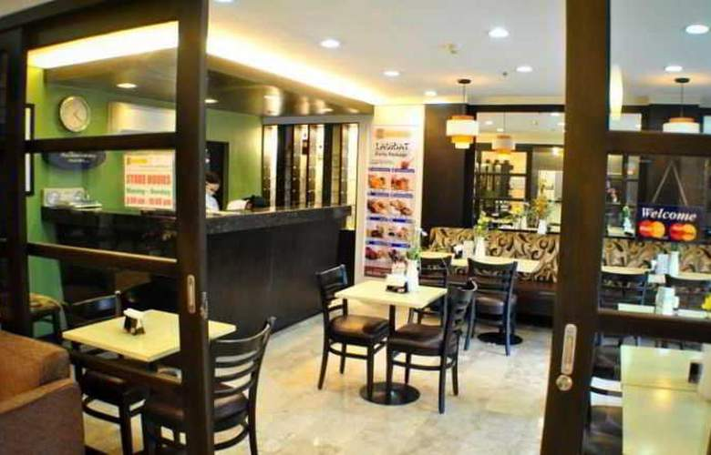 Fersal Hotel Diliman - Restaurant - 21