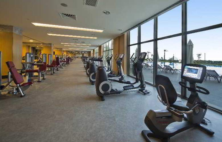 Green Park Hotel Pendik & Convention Centre - Sport - 10