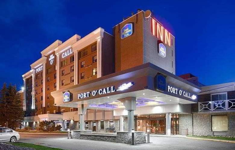 Best Western Port O'Call Hotel Calgary - Hotel - 33