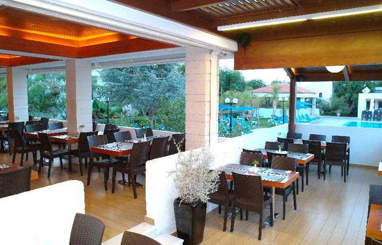 Kyknos Beach Hotel and Bungalows - Terrace - 30
