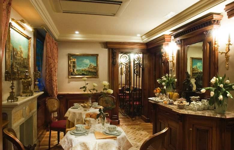 Bellevue & Canaletto Suites - Restaurant - 1