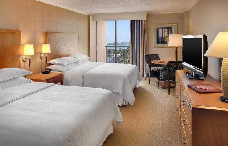 Sheraton Sand Key Resort - Hotel - 12