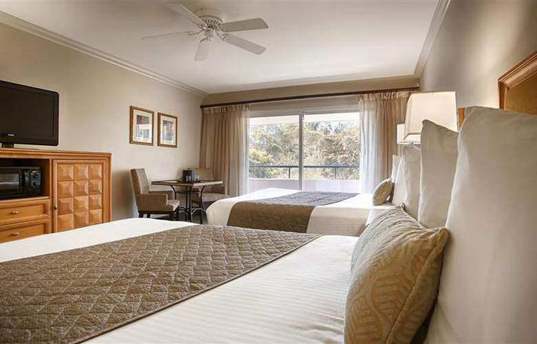 Best Western Beachside Inn Santa Barbara - Room - 35