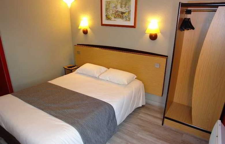 Brit Hotel Du Lac Du Val D´Auron - Hotel - 1
