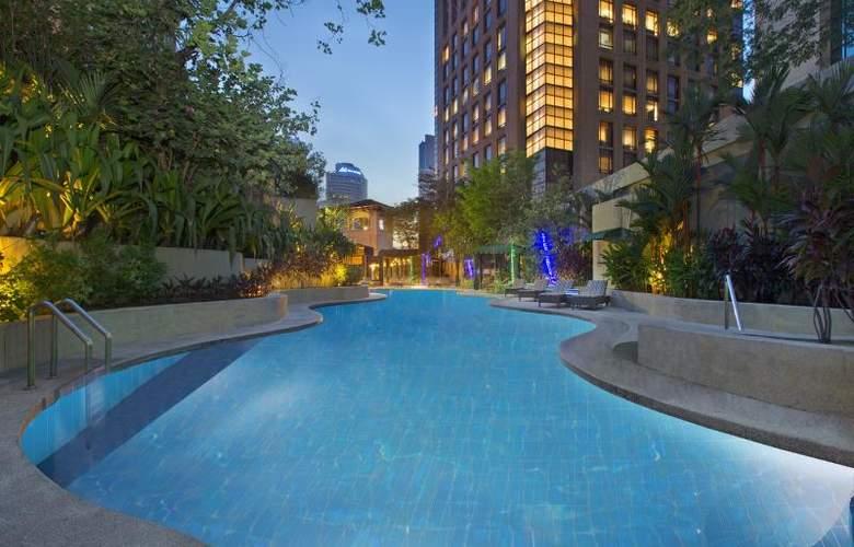 Sheraton Imperial Kuala Lumpur Hotel - Pool - 14