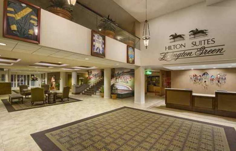 Hilton Suites Lexington Green - Hotel - 1