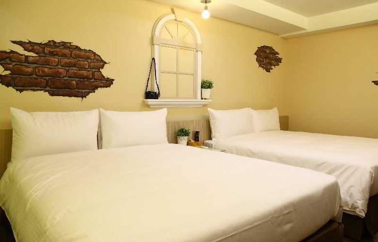 Morwing Hotel - Room - 2