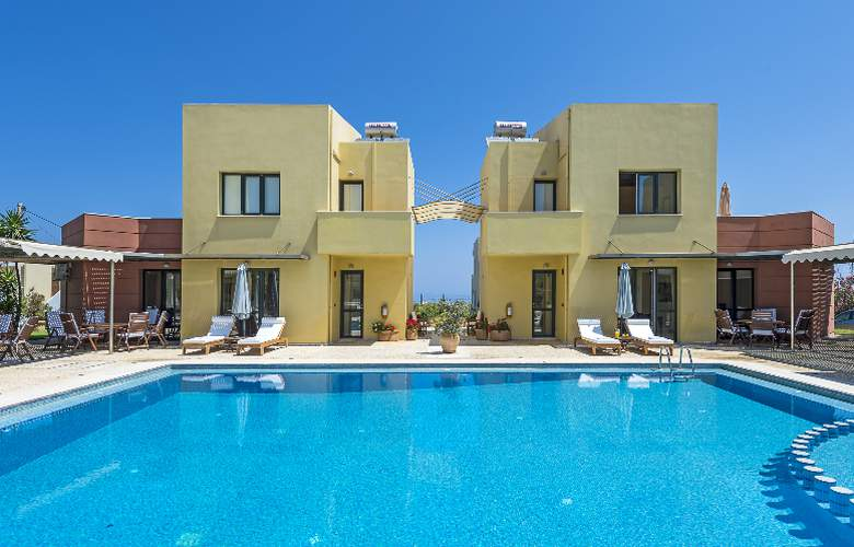 Dafnis Villas - Pool - 17