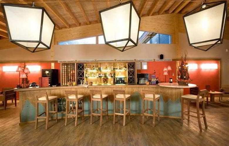 Mercure Chamonix les Bossons - Bar - 59