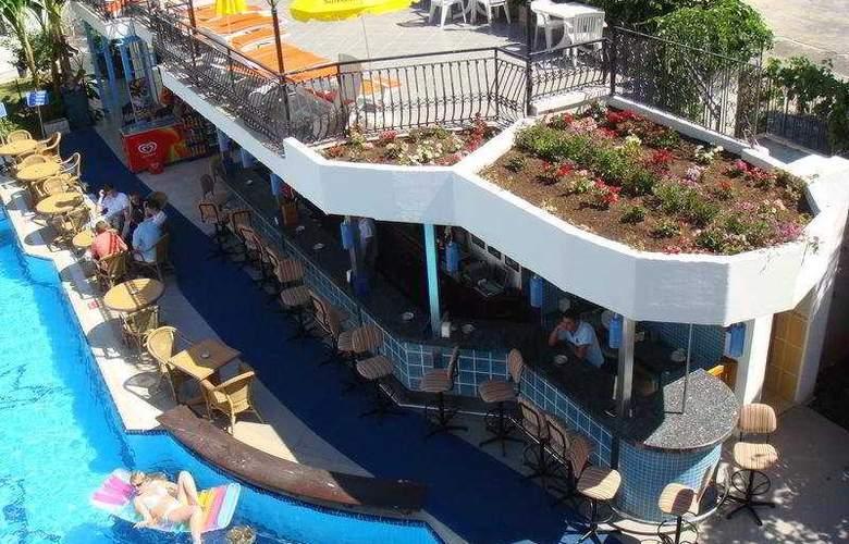 Istankoy Hotel Bodrum - Bar - 8