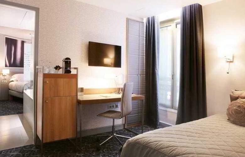 Best Western Hôtel Littéraire Premier Le Swann - Hotel - 74
