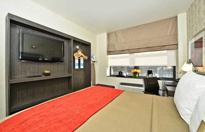 Comfort Inn Midtown West - Room - 12