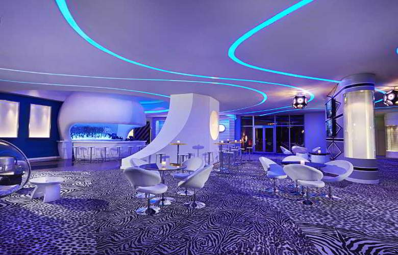 Hard Rock Hotel Panama Megapolis - Bar - 32
