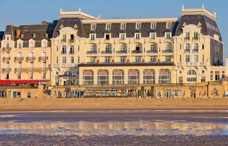 Le Grand Hôtel Cabourg - Hotel - 55