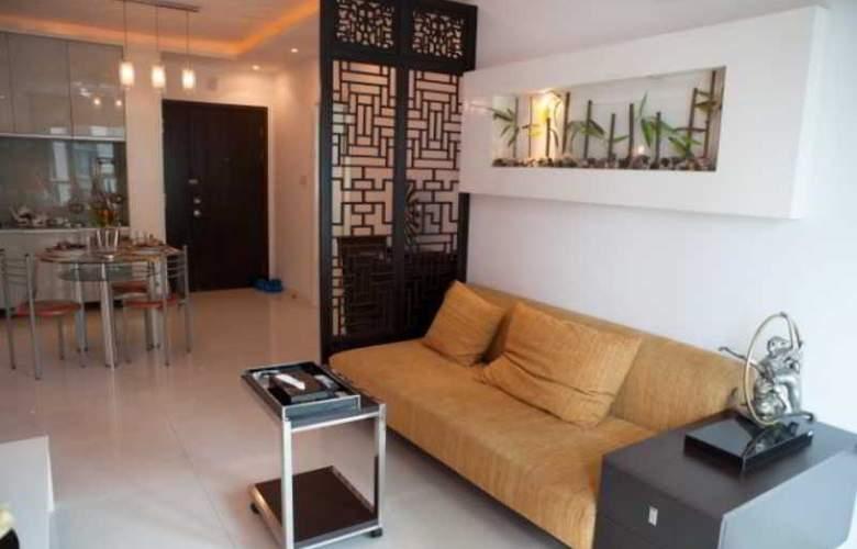 Yopark Serviced Apartment Oriental Manhattan - Room - 8