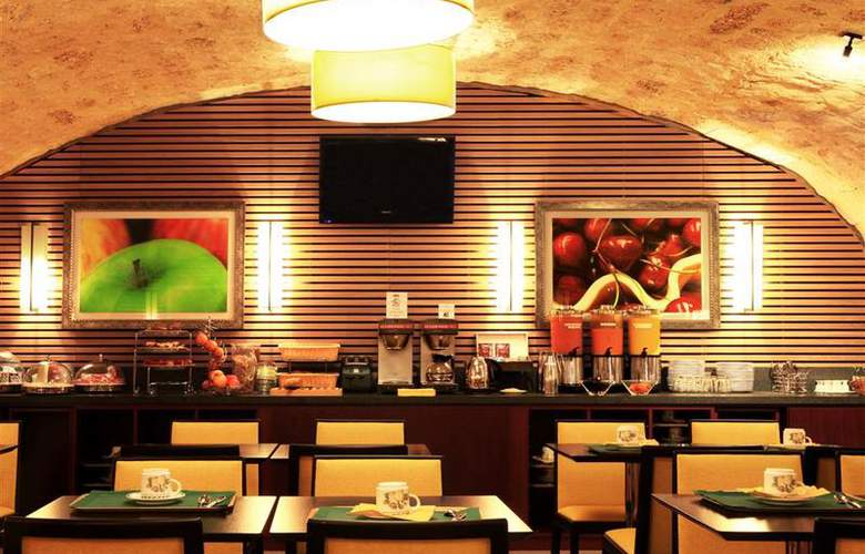 BEST WESTERN FOLKESTONE OPERA - Restaurant - 28