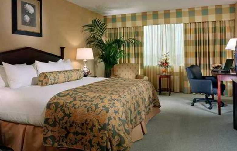 Hilton East Brunswick Hotel & Executive Meeting - Hotel - 8