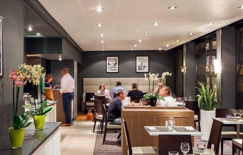 Novotel Nantes Carquefou - Restaurant - 54
